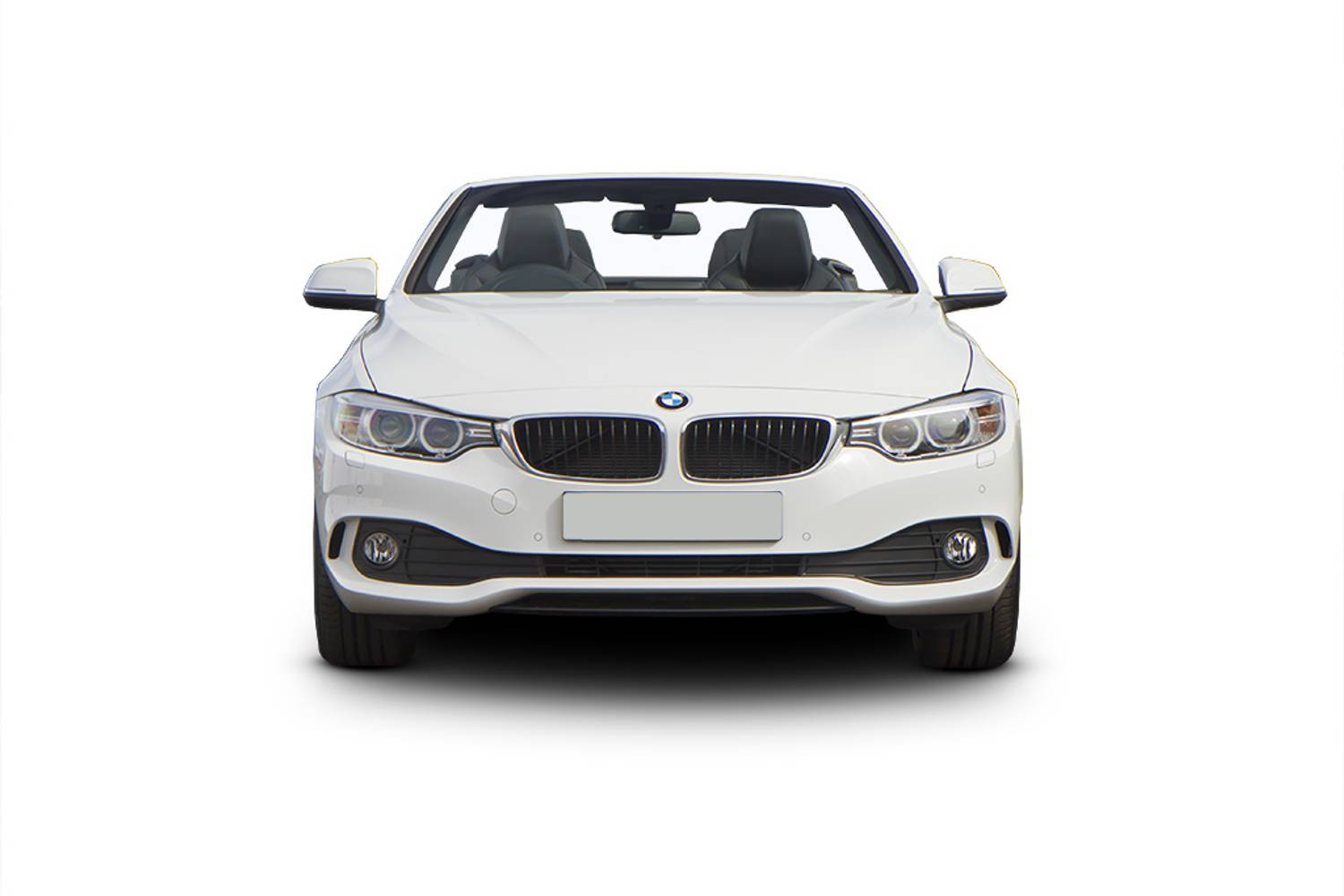 BMW 4 Series Convertible 2dr Front