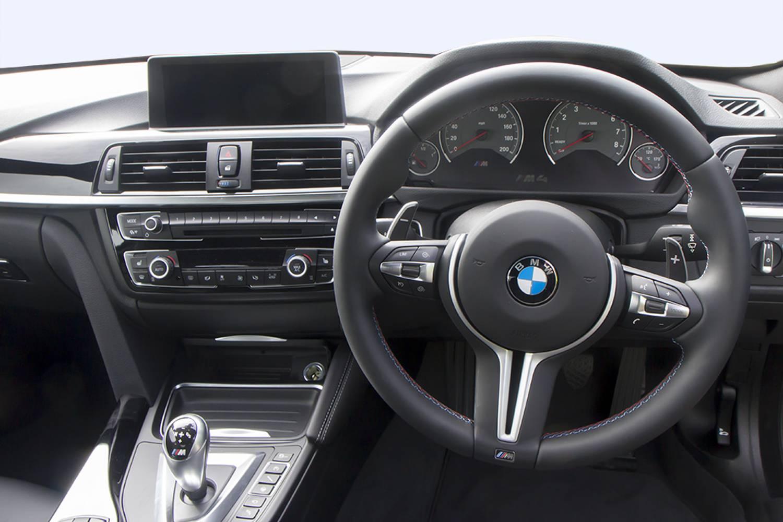 Bmw M4 Coupe Interior