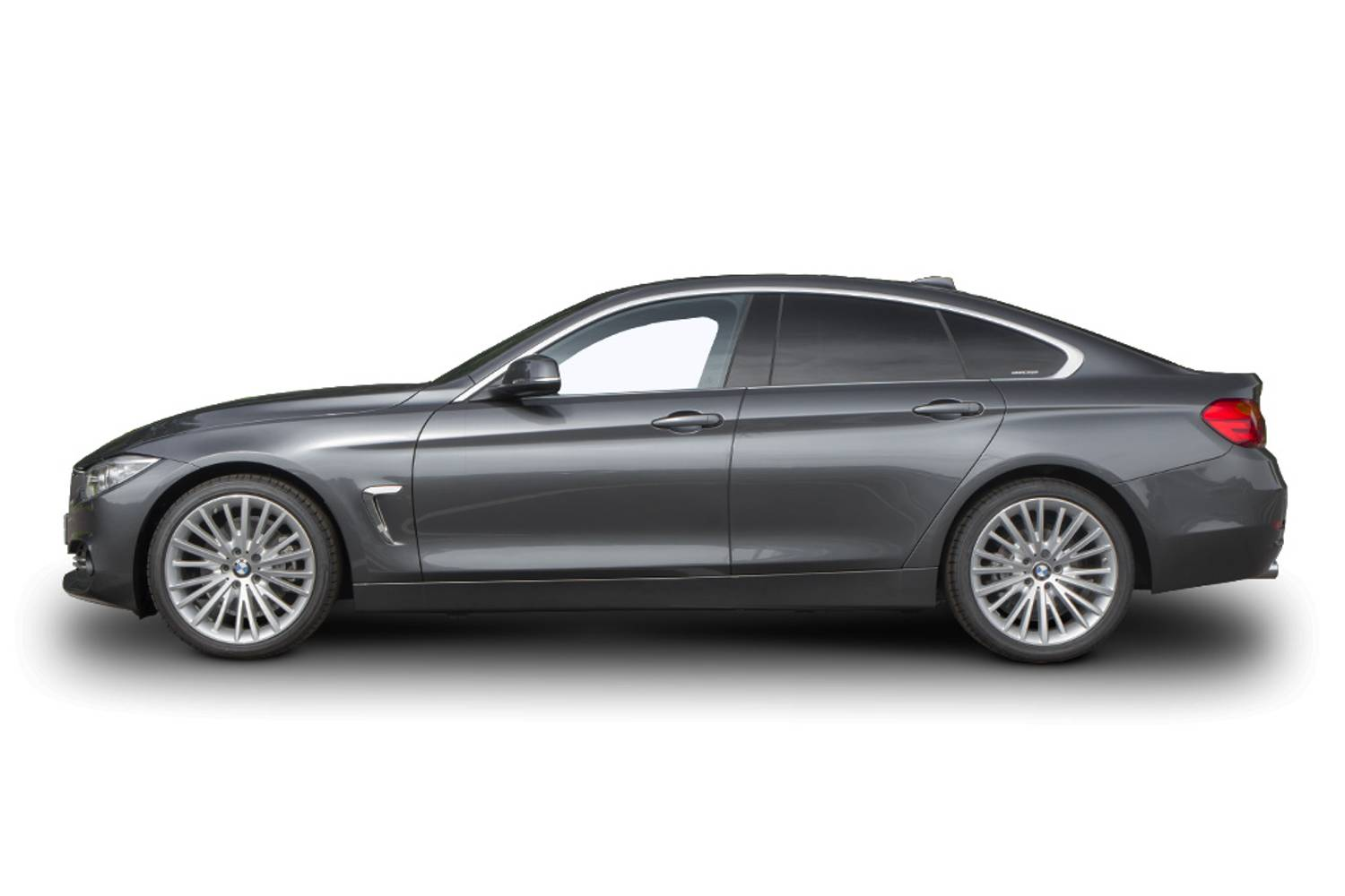 BMW 4 Series Gran Coupe 5dr Profile