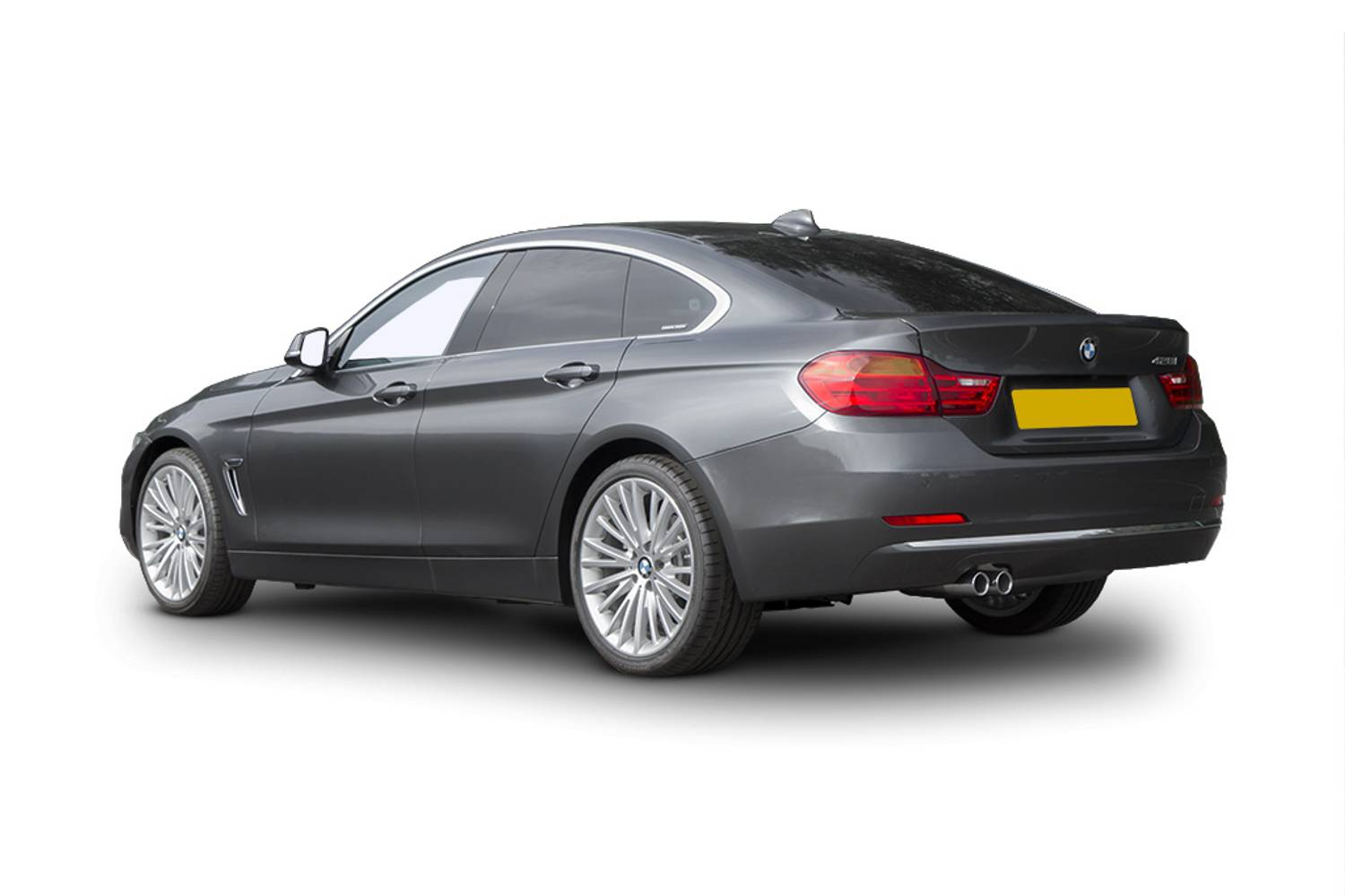 New Bmw 4 Series Gran Diesel Coupe 420d 190 Ps M Sport 5