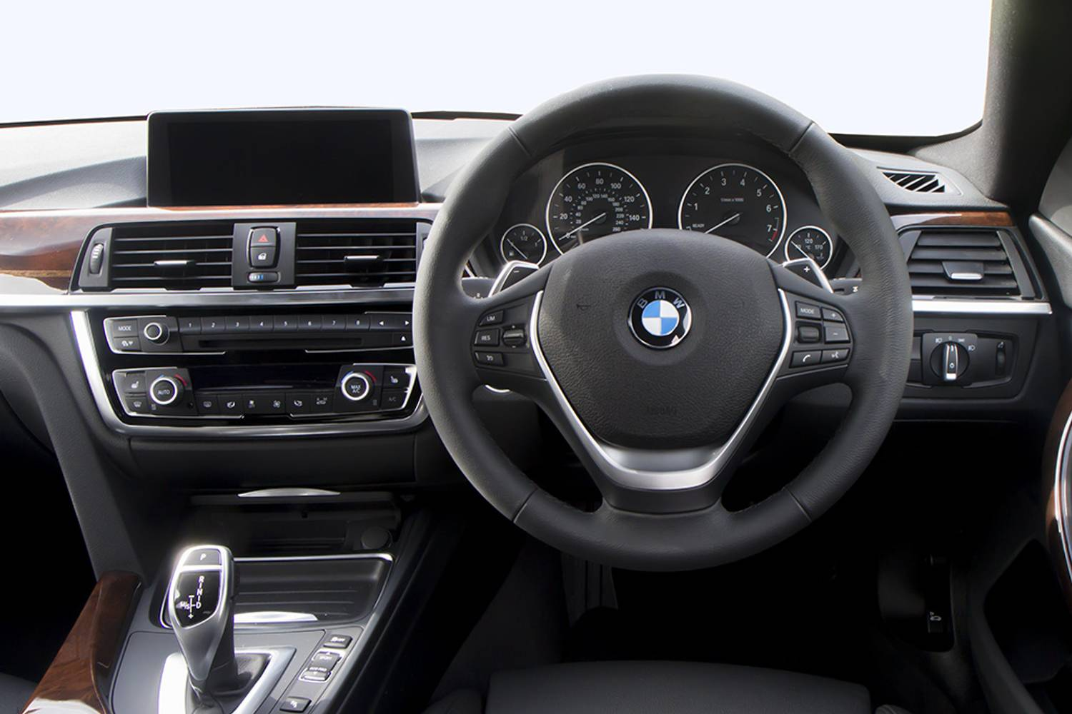 BMW 4 Series Gran Coupe 5dr interior