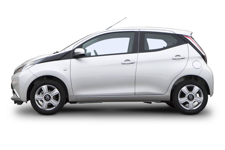 New Toyota Aygo Hatchback 1 0 Vvt I X Play 5 Door X Shift