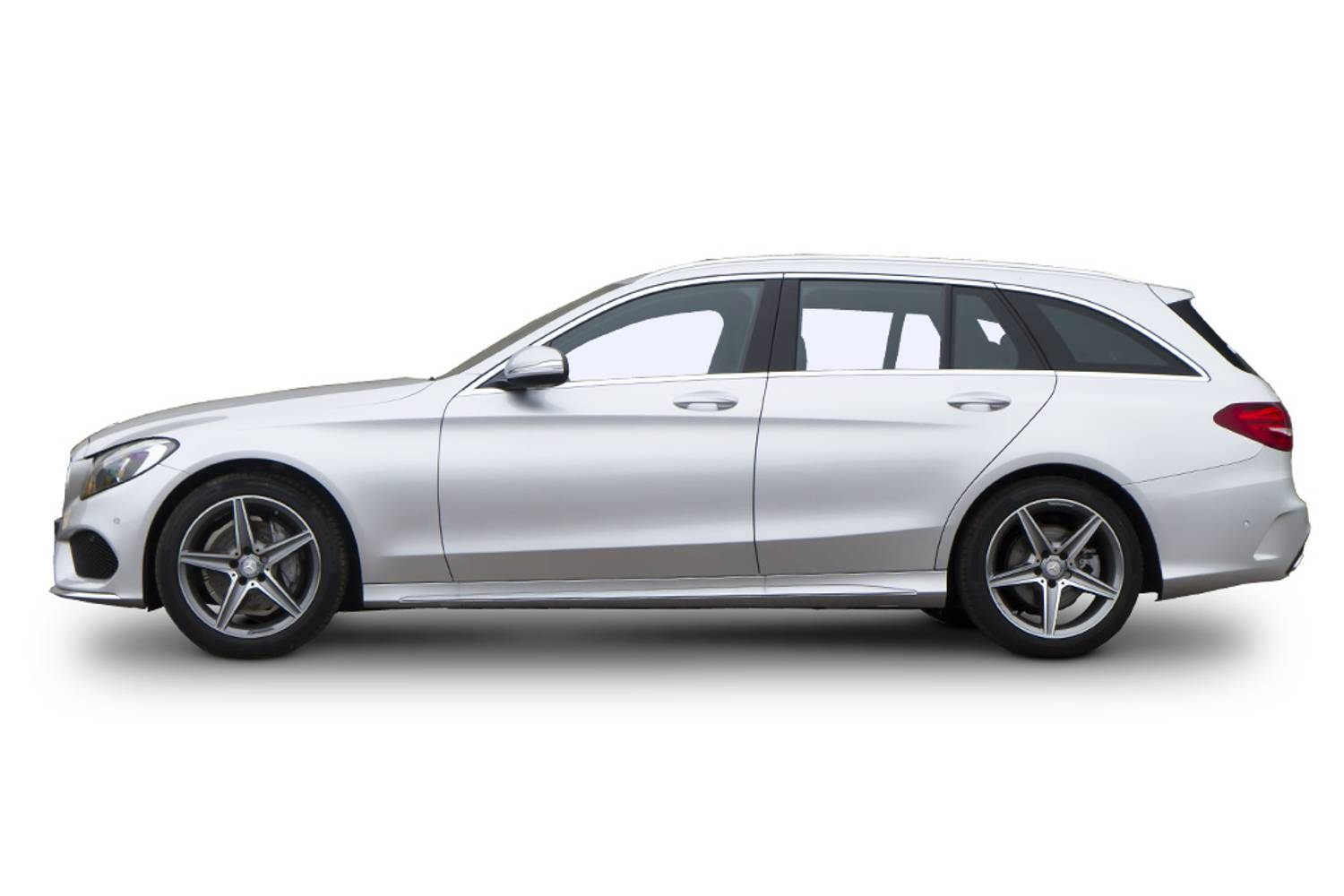 New mercedes benz c class diesel estate c220d amg line 5 for Mercedes benz c classes