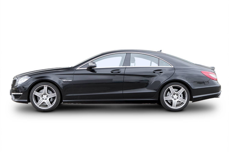 New mercedes benz cls amg coupe cls 63 s 4 door tip auto for Mercedes benz hats sale