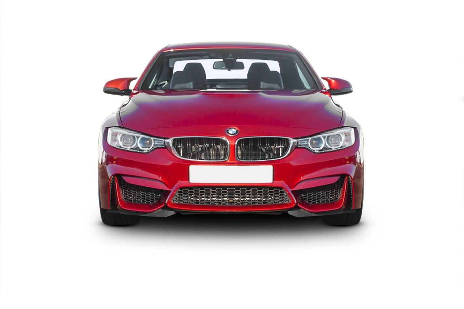BMW M4 Convertible M4 2dr Front