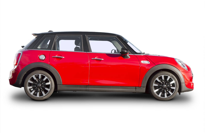 Mini cooper d 5 door hatch pictures - Mini Hatchback 5dr Profile
