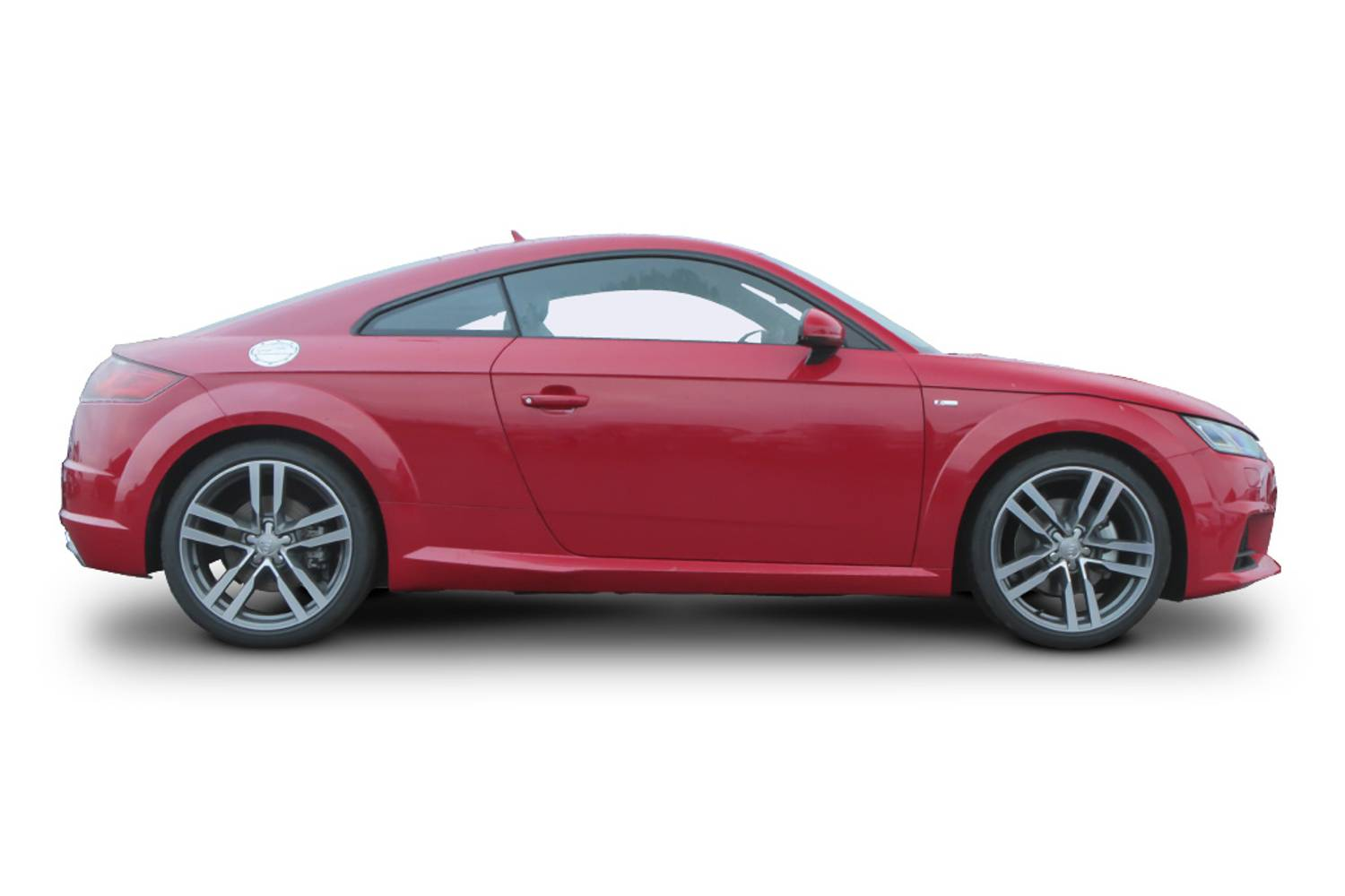 new audi tt coupe 2 0t fsi quattro s line 2 door s tronic 2014 for sale. Black Bedroom Furniture Sets. Home Design Ideas