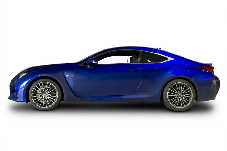 New Lexus Rc F Coupe 500 5 0 Carbon 2 Door Auto 2014