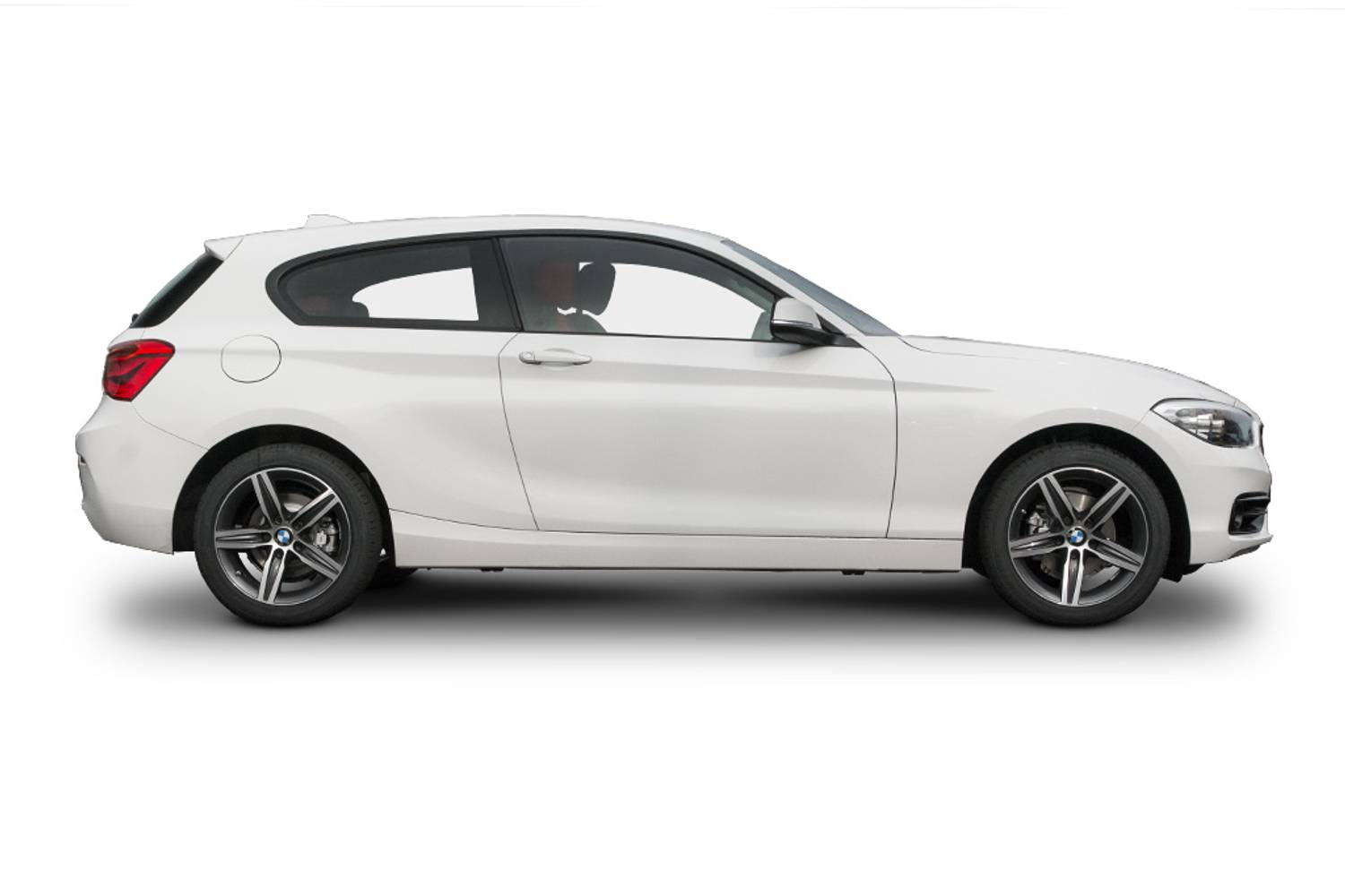 BMW 1 Series Hatchback 3dr Profile