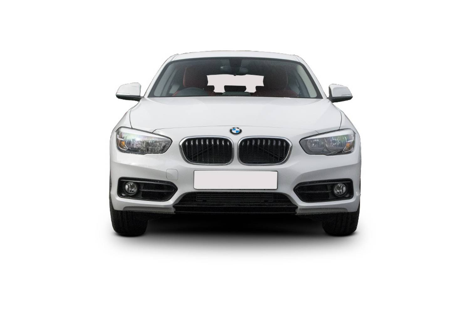 BMW 1 Series Hatchback 3dr Front