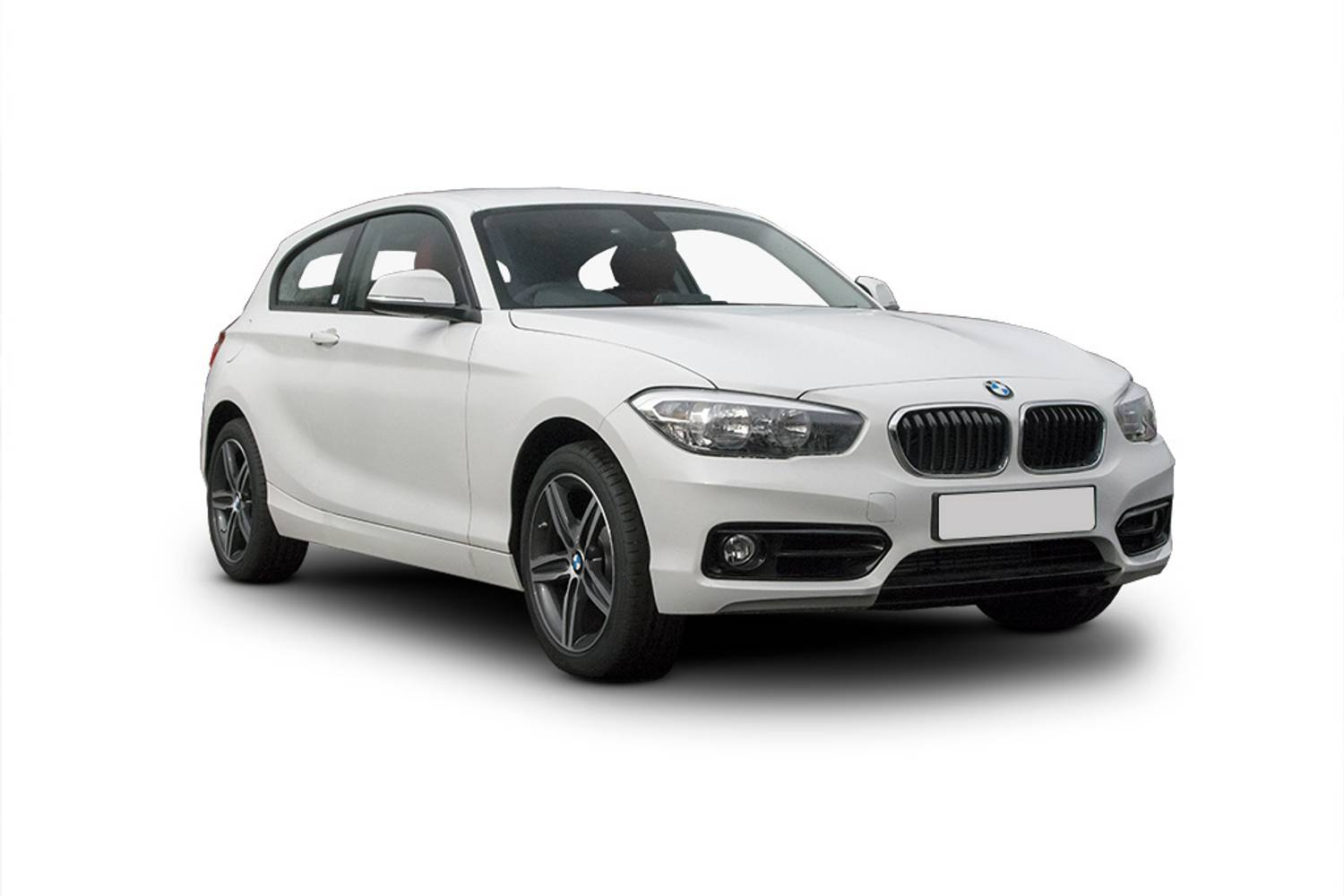 BMW 1 Series Hatchback 3dr Front Three Quarter