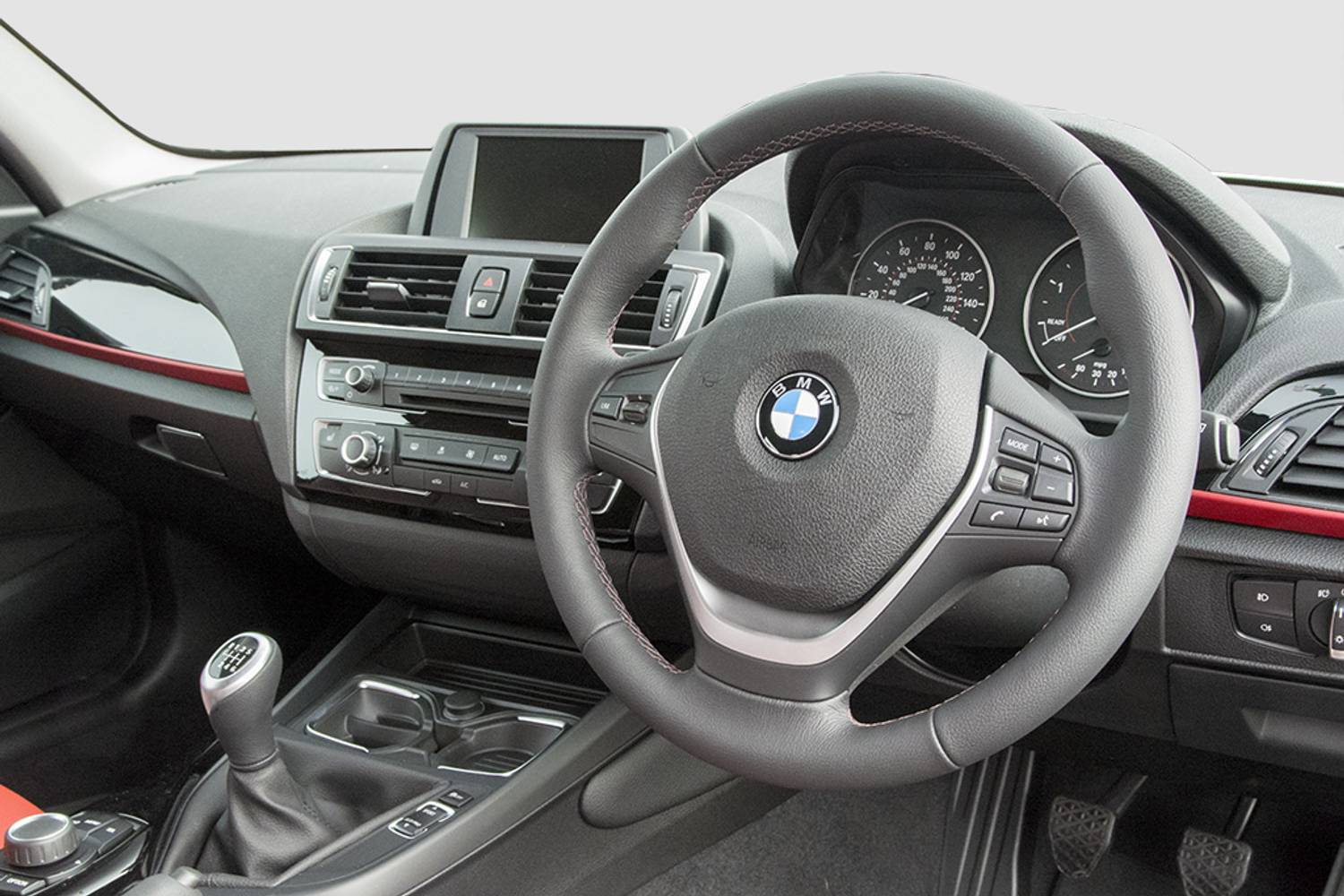 BMW 1 Series Hatchback 3dr interior