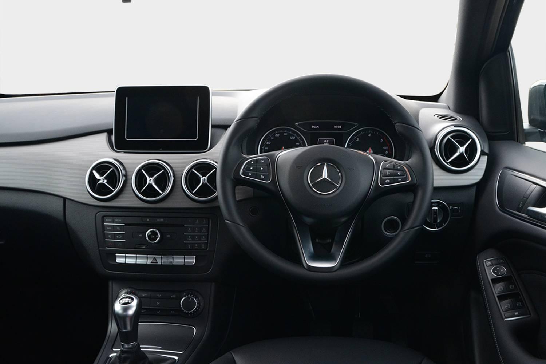 new mercedes benz b class hatchback b200 amg line premium. Black Bedroom Furniture Sets. Home Design Ideas
