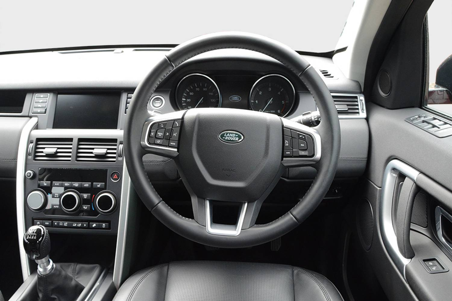 land rover discovery sport interior. Land Rover Discovery Sport SW 5dr Interior