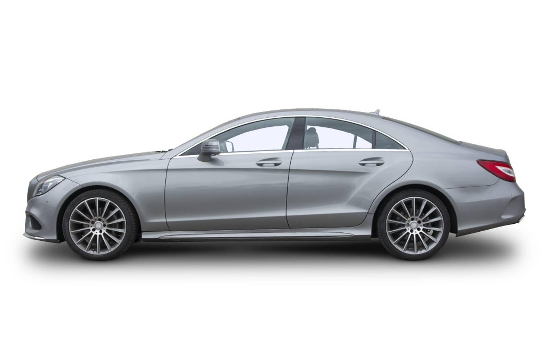New Mercedes Benz Cls Diesel Coupe Cls 220d Amg Line
