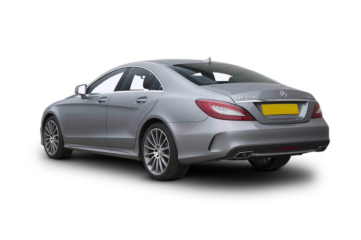 New mercedes benz cls coupe cls 400 amg line 4 door 9g for Mercedes benz for lease
