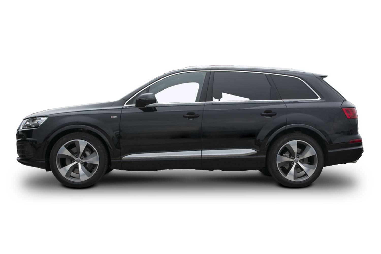 New Audi Q7 Diesel Estate 3.0 TDI quattro Black Edition 5-door Tip Auto (2017-) for Sale