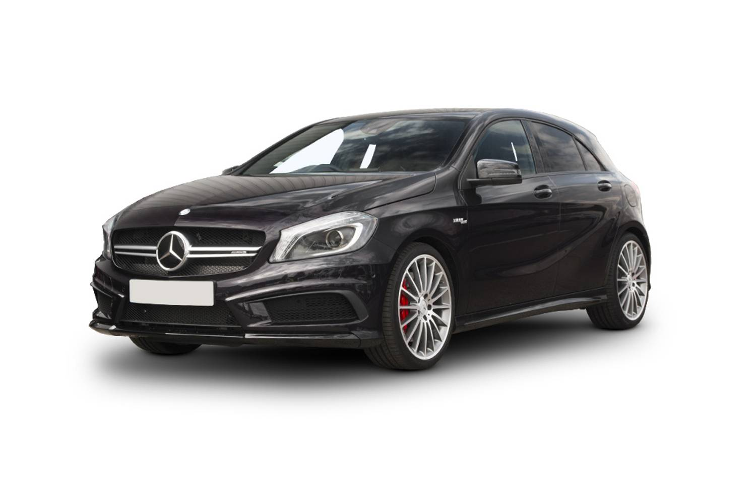 New MercedesBenz A Class AMG Hatchback Special Editions A45