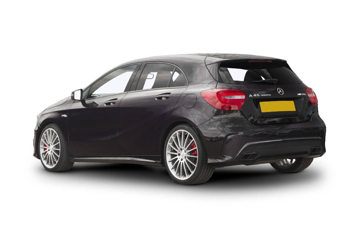 New Mercedes Benz A Class Amg Hatchback Special Editions
