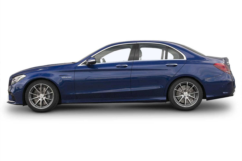 Mercedes Benz Lease >> New Mercedes-Benz C Class AMG Saloon C43 4Matic Premium ...