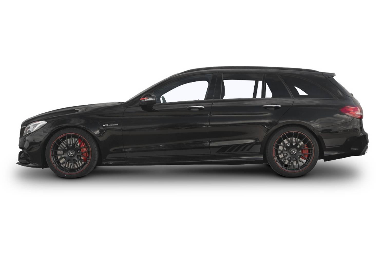 New mercedes benz c class amg estate c63 premium 5 door for Mercedes benz hats sale