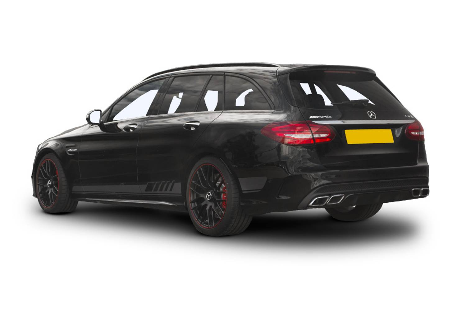 New mercedes benz c class amg estate c43 4matic premium 5 for Mercedes benz c43 amg lease