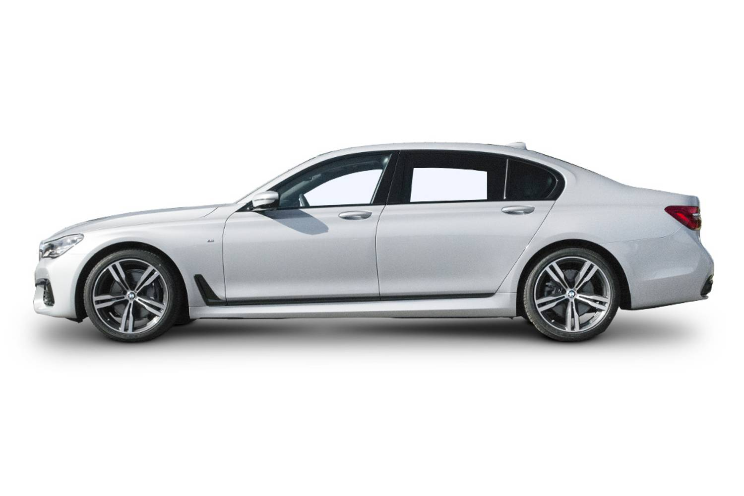 BMW 7 Series Saloon 4dr Auto Profile