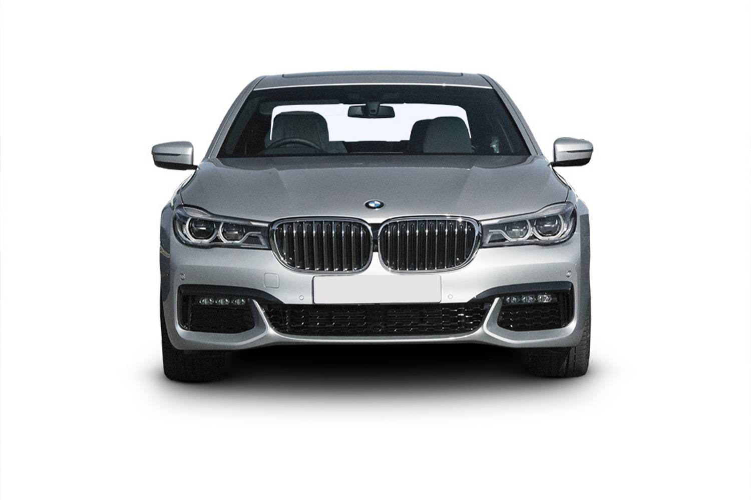 BMW 7 Series Saloon 4dr Auto Front