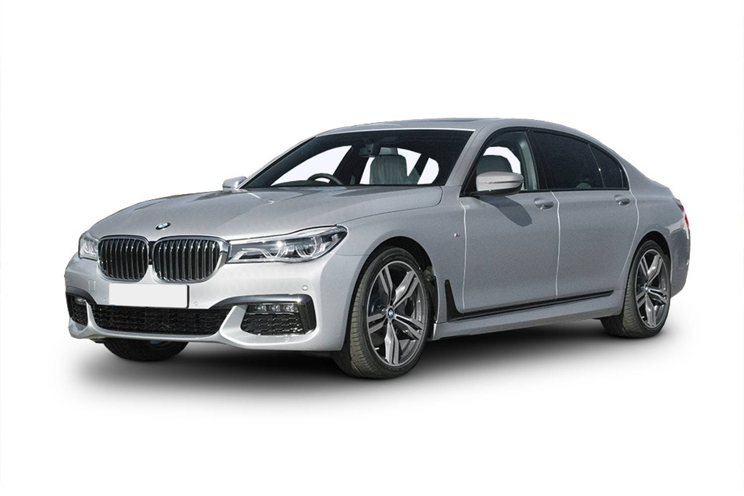 BMW 7 Series Saloon 4dr Auto Front Three Quarter
