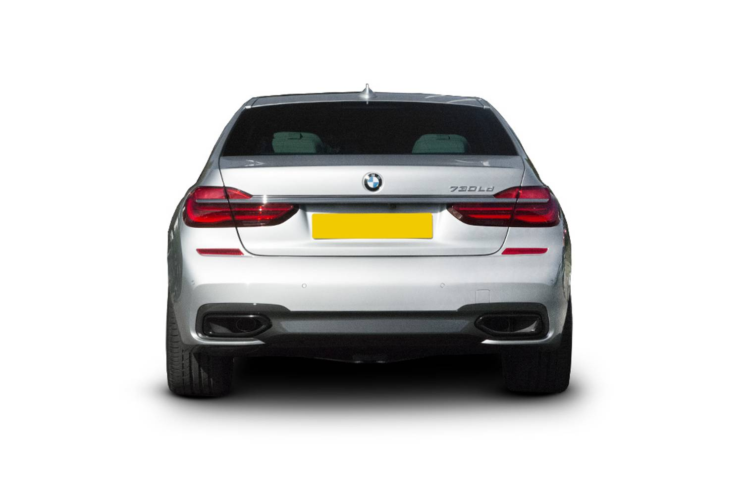 BMW 7 Series Saloon 4dr Auto Rear