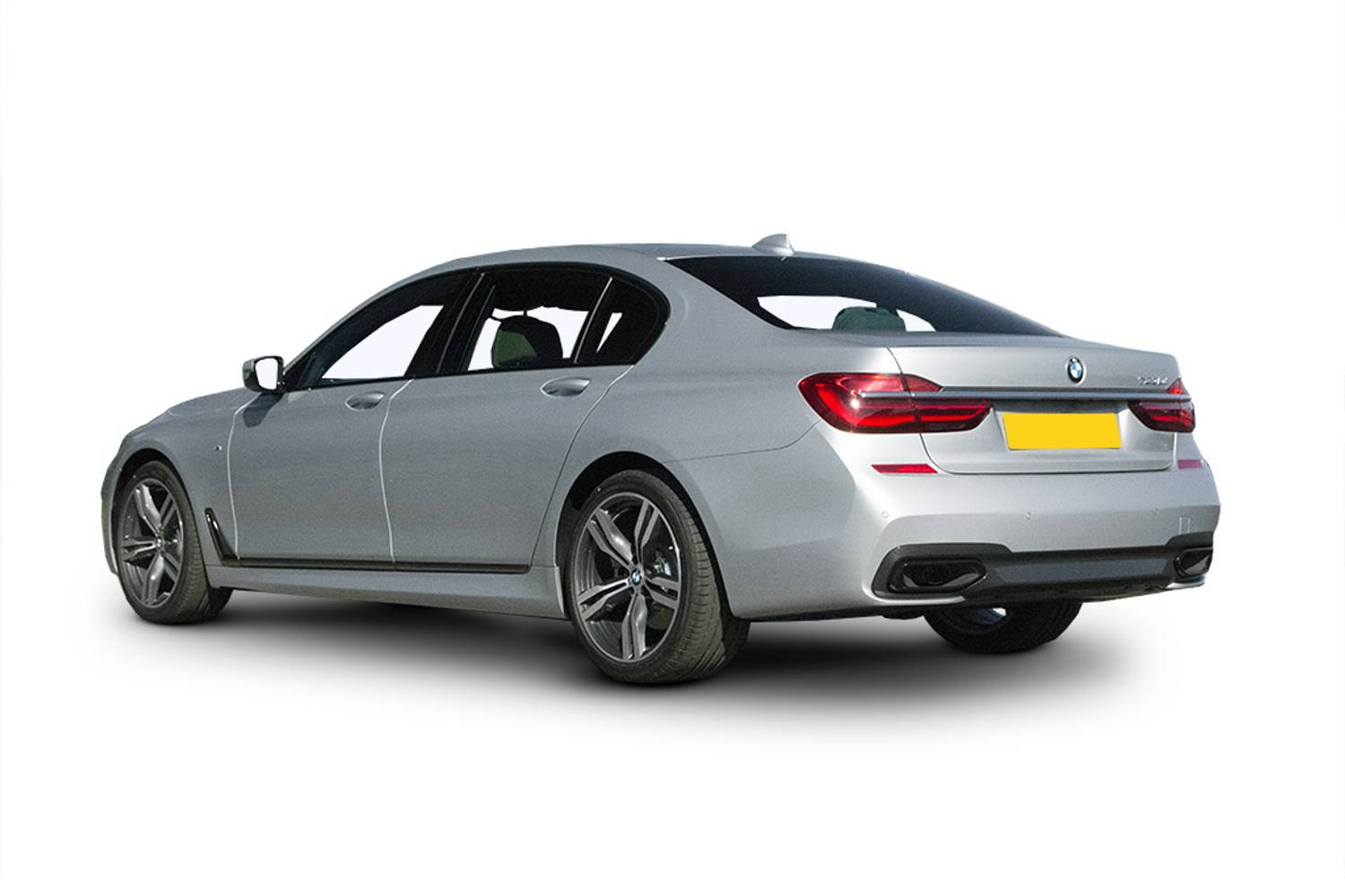 BMW 7 Series Saloon 4dr Auto Rear Three Quarter