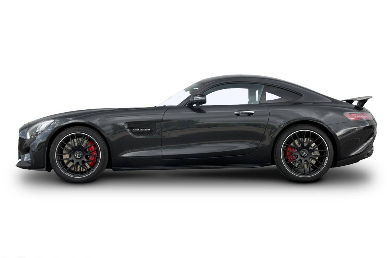 Attractive Mercedes Benz AMG GT Coupe GT Auto Profile