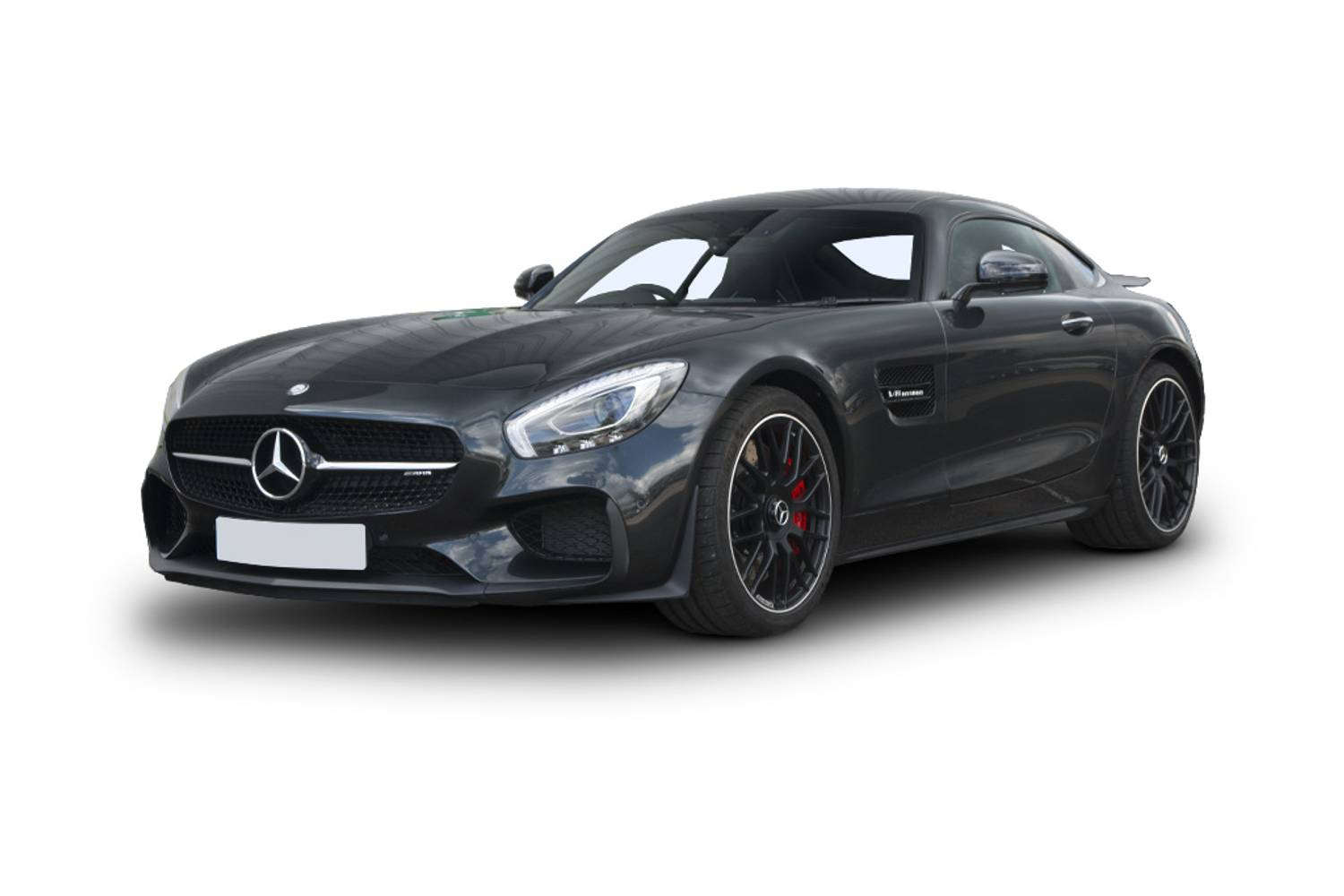 Mercedes Benz AMG GT Coupe GT Auto Front Three Quarter