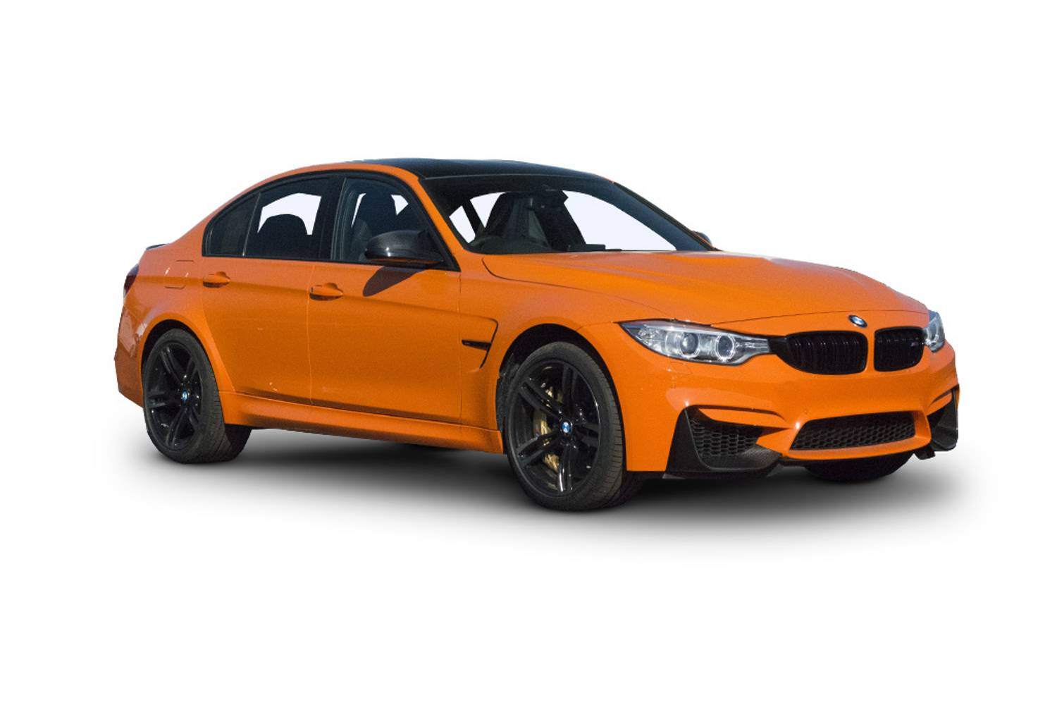 New Bmw M3 Saloon M3 4 Door Dct 2015 For Sale