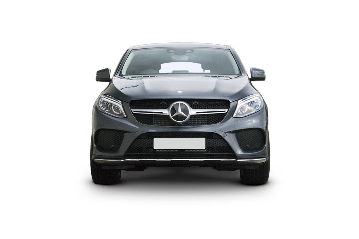 New Mercedes-Benz GLE Diesel Coupe GLE 350d 4Matic AMG Night Edition 5-door 9G-Tronic (2018 ...