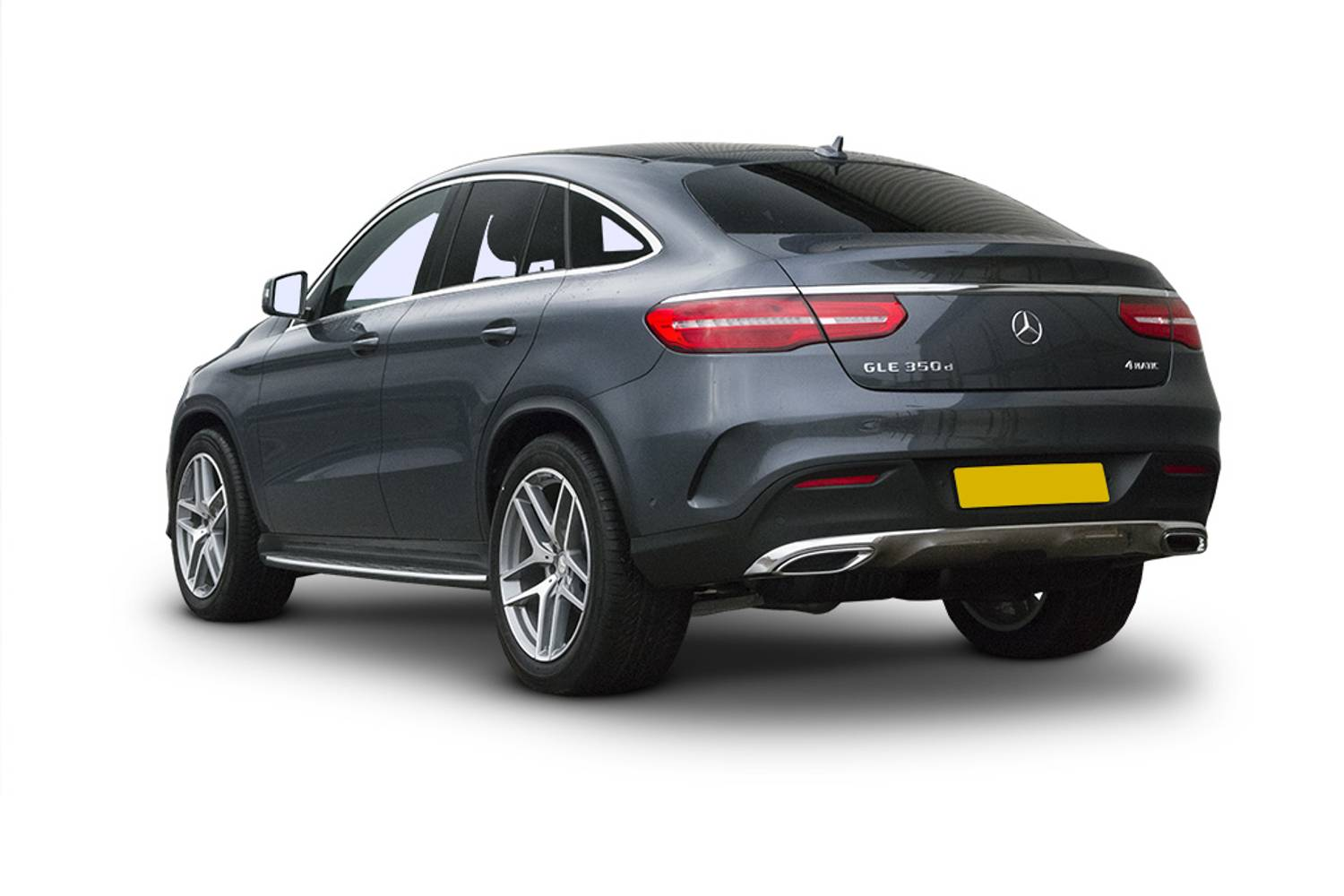 New Mercedes Benz Gle Diesel Coupe Gle 350d 4matic Amg