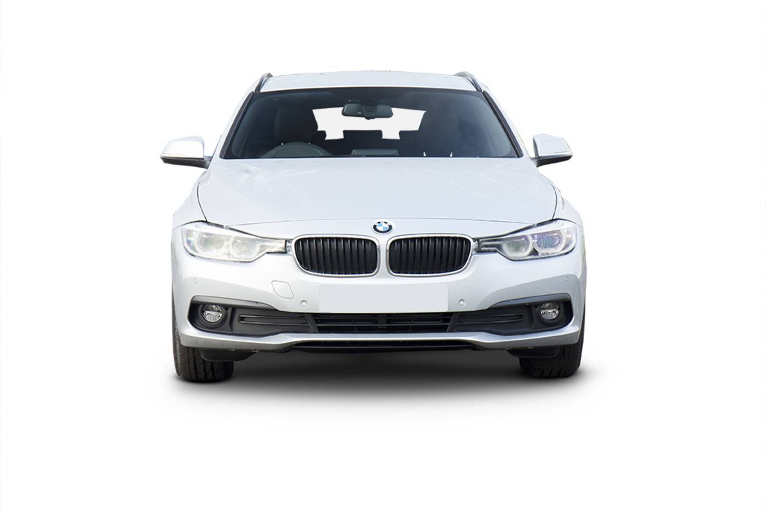 BMW 3 Series Touring 5dr Front