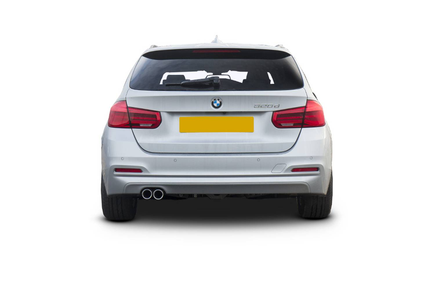 BMW 3 Series Touring 5dr Rear