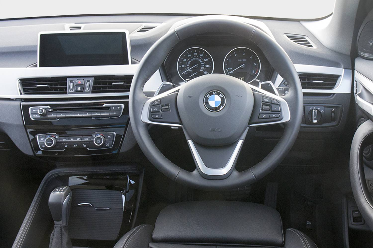BMW X1 Estate 5dr interior