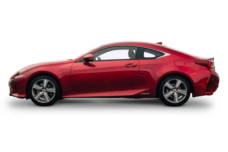 Lexus RC Coupe 2dr Profile