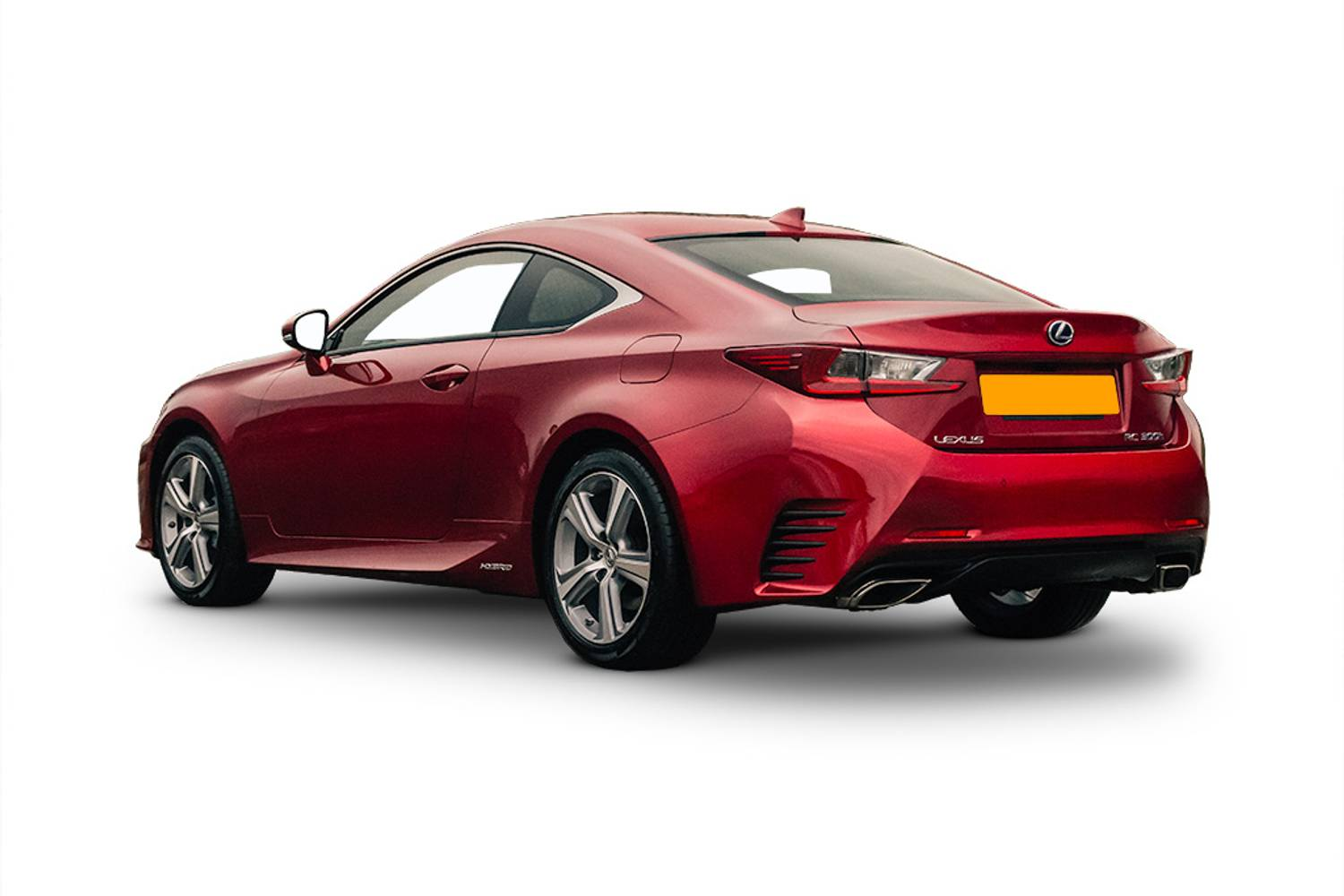new lexus rc coupe 300h 2 5 f sport 2 door cvt 2015 for sale. Black Bedroom Furniture Sets. Home Design Ideas
