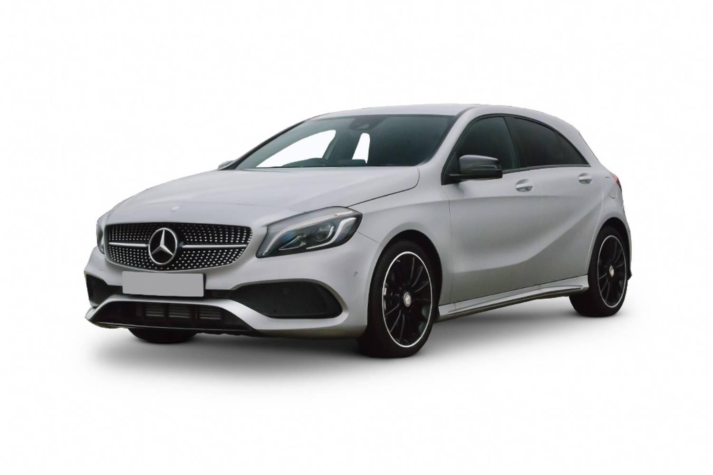 New mercedes benz a class diesel hatchback a180d amg line for Mercedes benz new cars