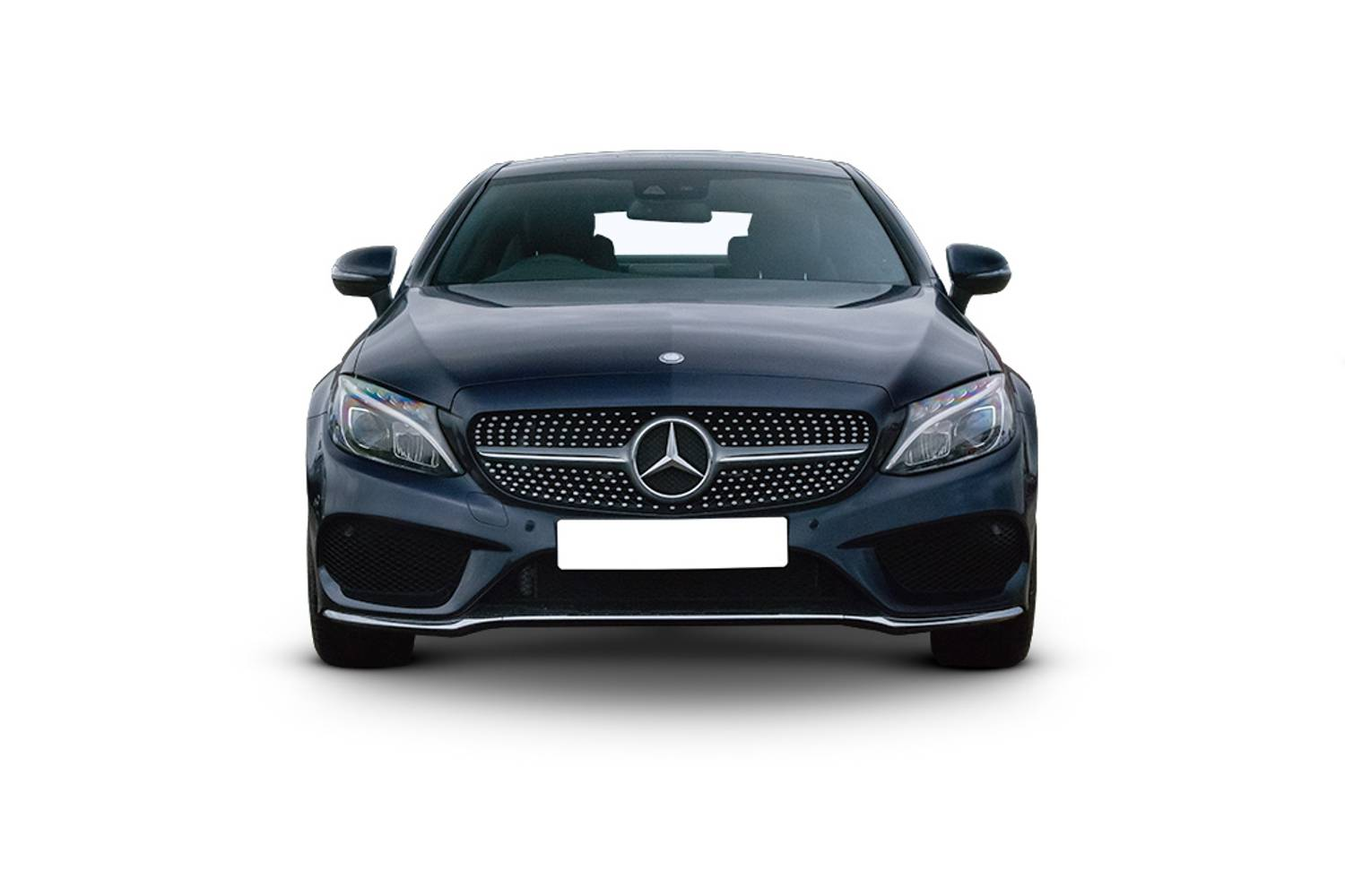 New mercedes benz c class diesel coupe c220d amg line 2 for Mercedes benz leasing company address
