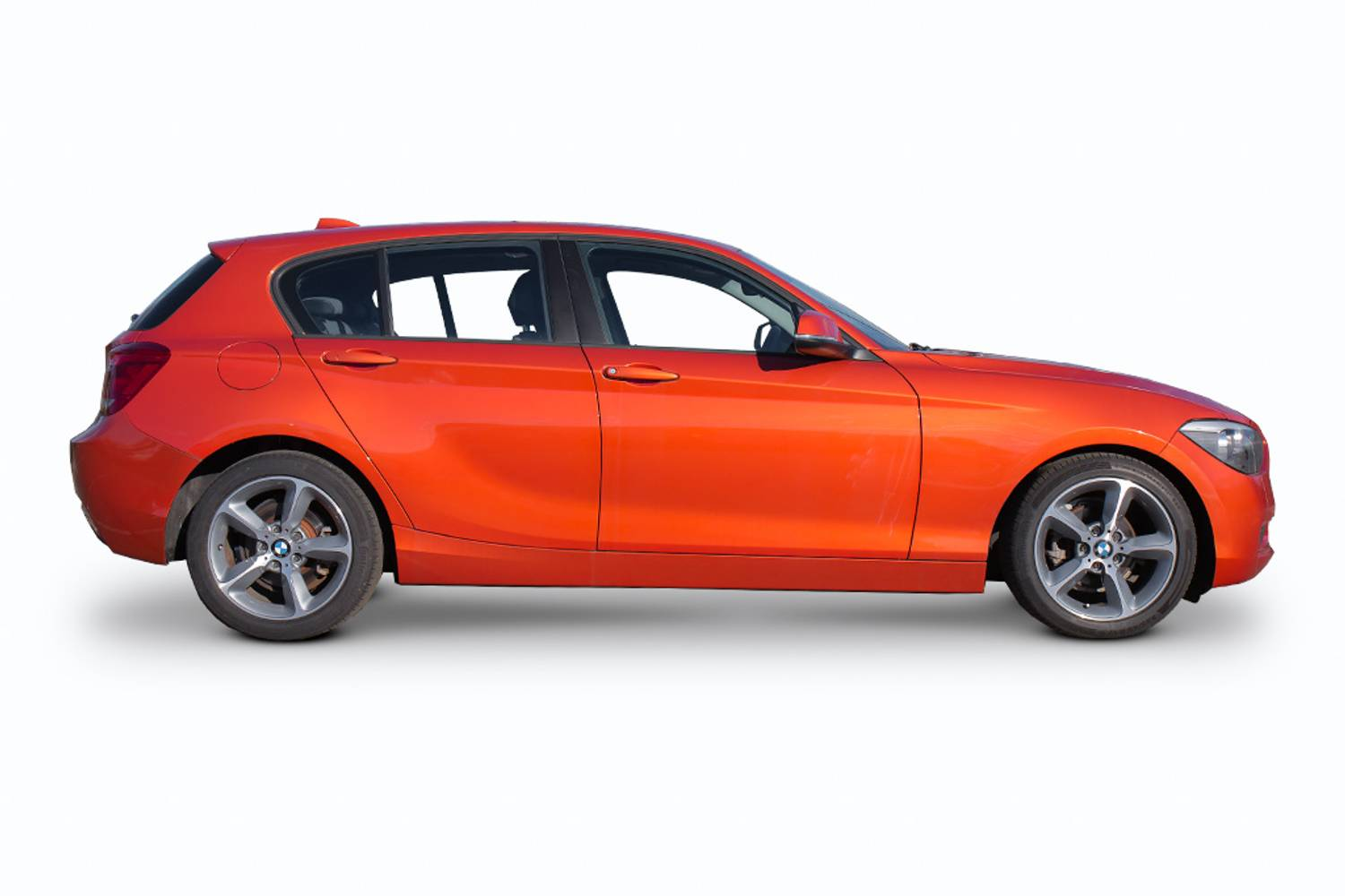 BMW 1 Series Hatchback 5dr Profile