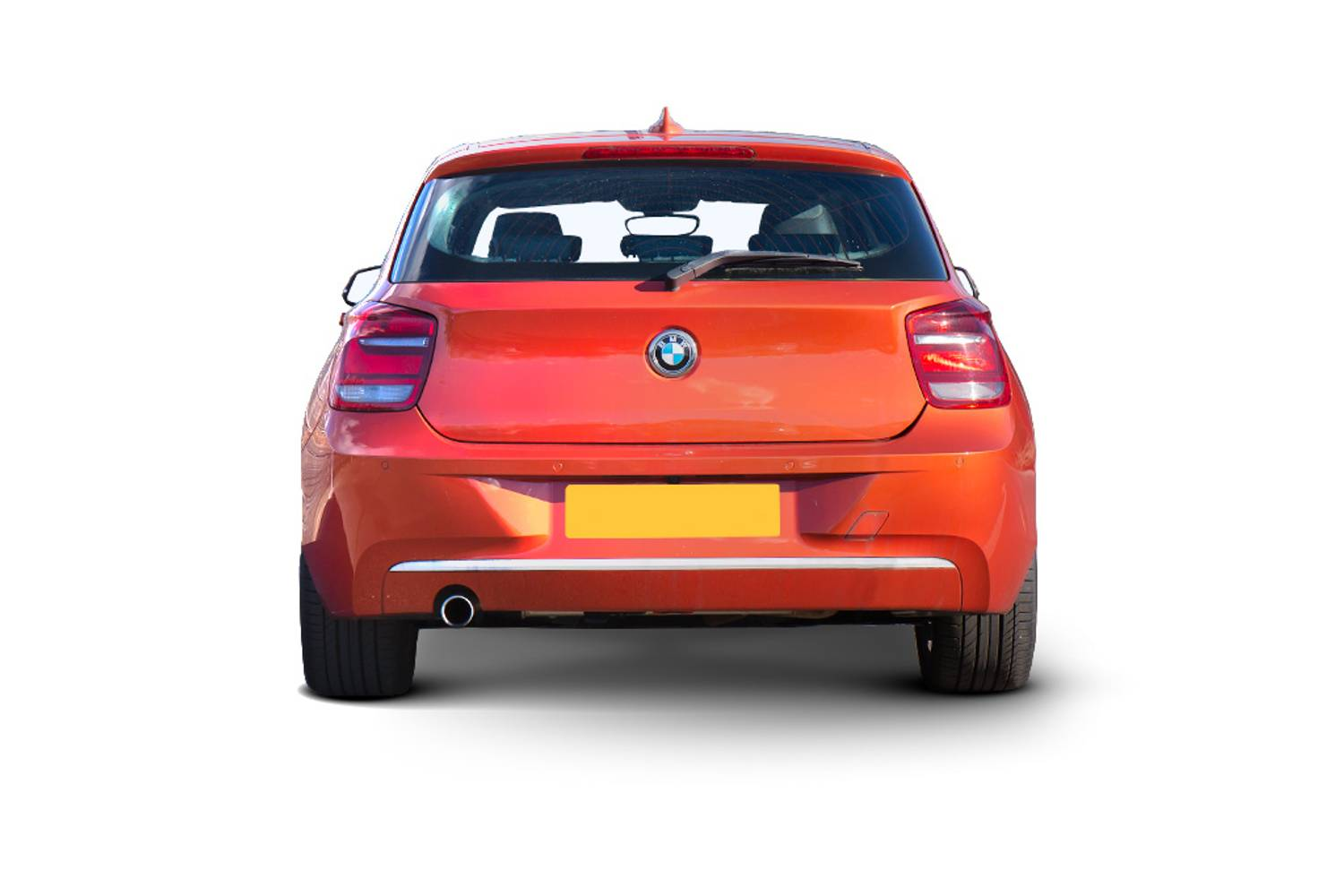 BMW 1 Series Hatchback 5dr Rear