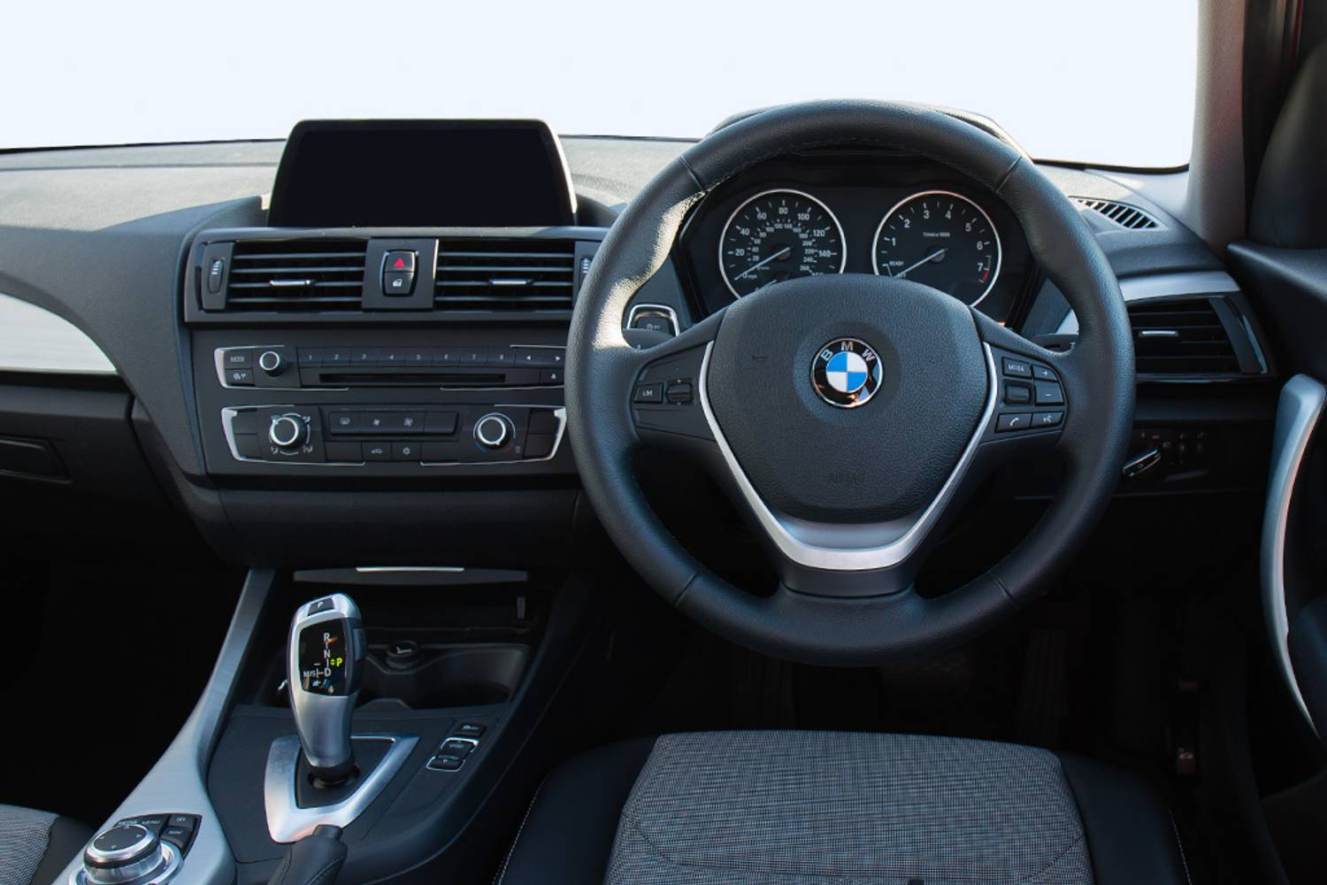 BMW 1 Series Hatchback 5dr interior