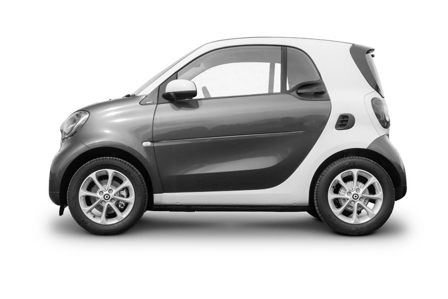 Smart Fortwo Coupe 2dr Profile