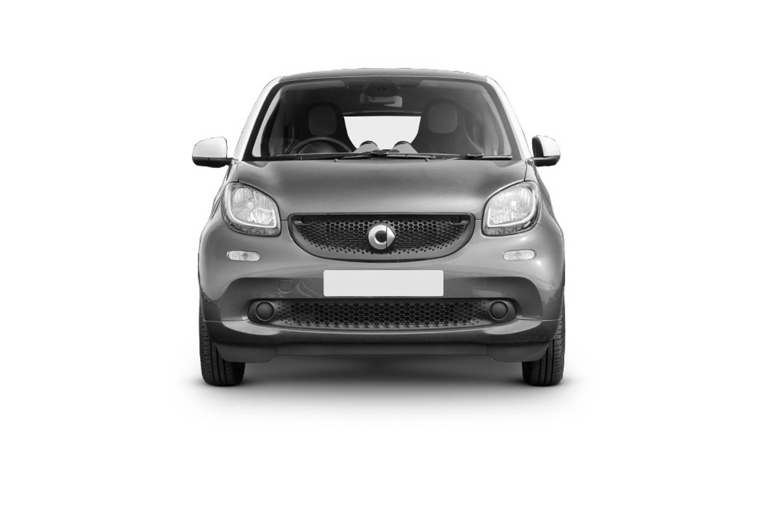 Smart Fortwo Coupe 2dr Front