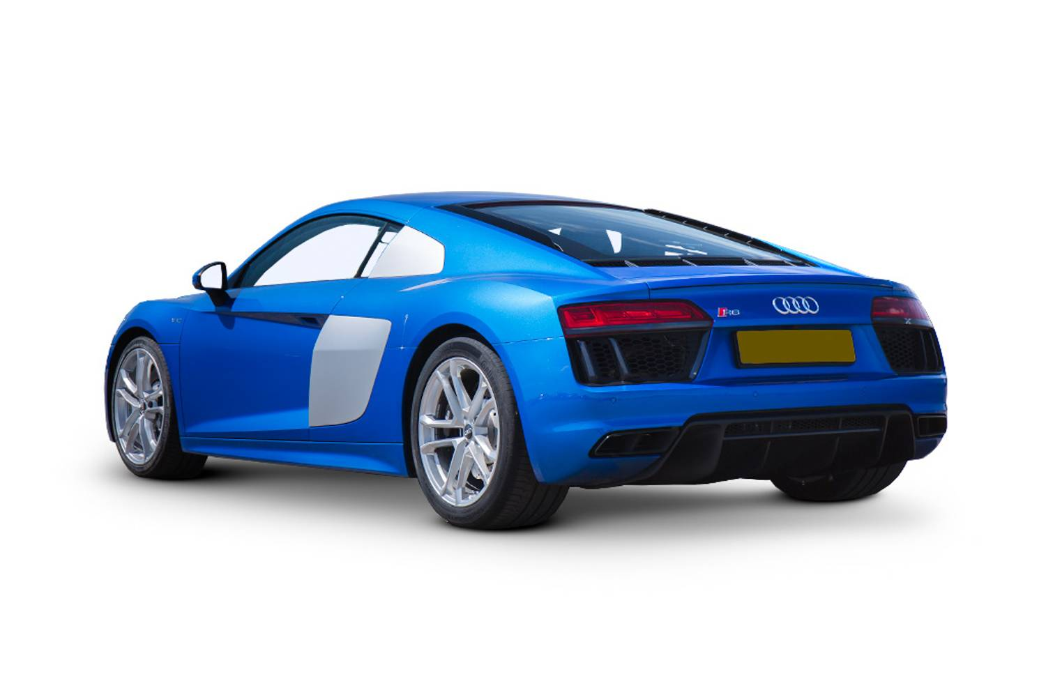 New Audi R8 Coupe Special Editions 5 2 Fsi V10 Rear Wheel