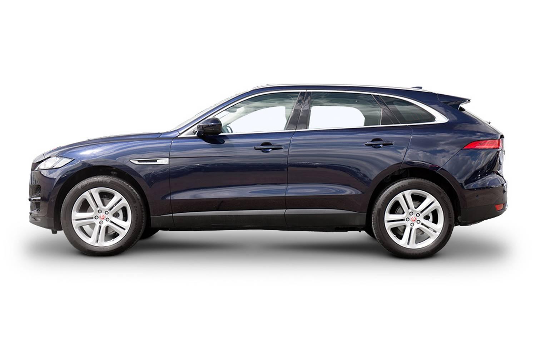 New Jaguar F Pace Diesel Estate 3 0d V6 S 5 Door Auto Awd